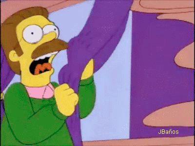juan baos google ned flanders ahhhhh cortinas moradas siempre quise tener cortinitas