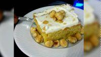Patatesli Fındıklı Kek Tarifi