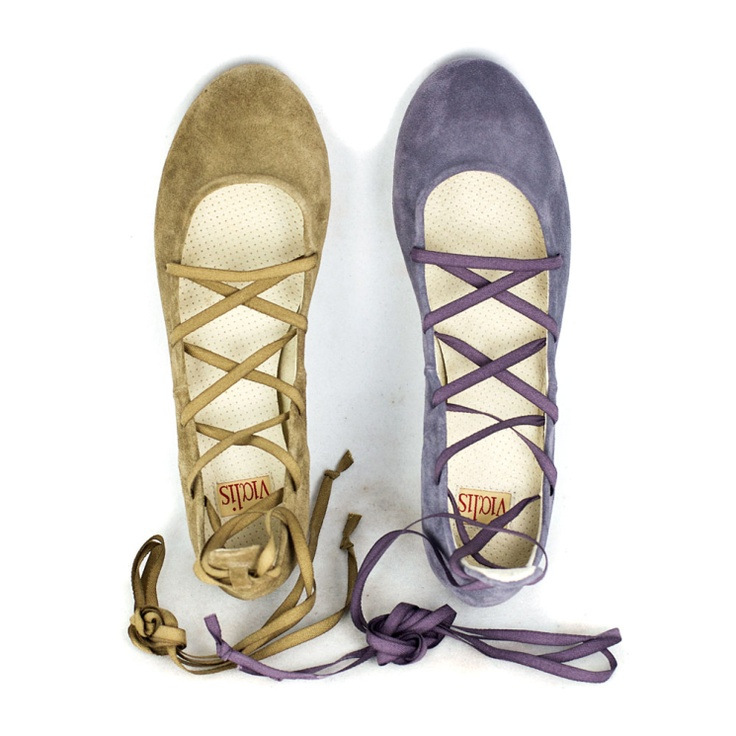 FOOTWEAR - Ballet flats Vialis cBfygEoPw