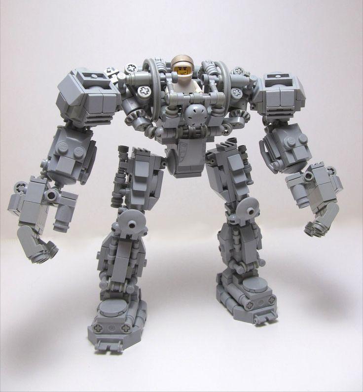 Lego, Lego Robot, Lego Mecha
