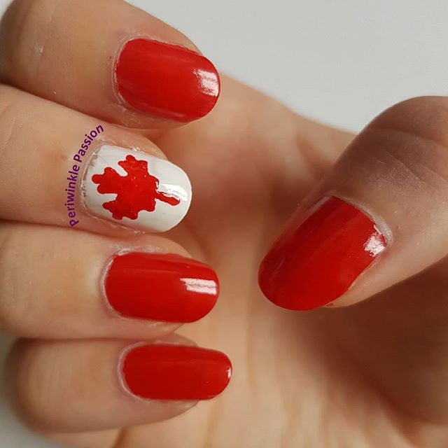 Canadian Flag for Canada Day. YouTube tutorial: https://youtu.be/lLnRNRx91tk