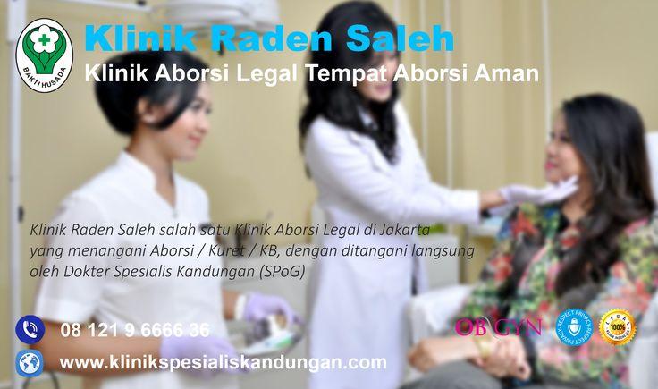 klinik aborsi jakarta aman dan ampuh