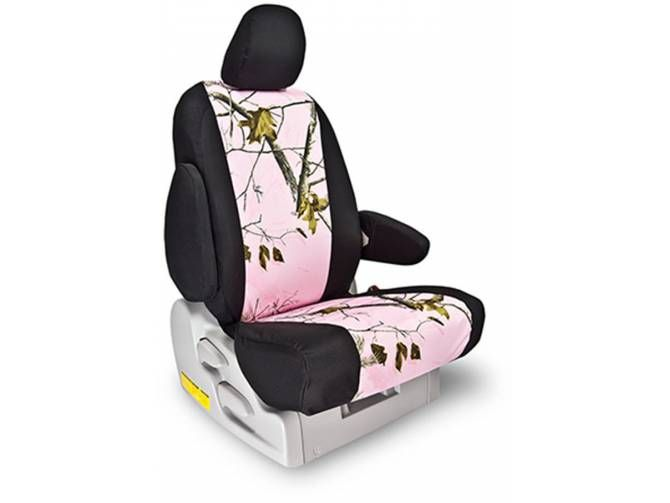 Northwest Realtree Pink Sport Camo Seat Covers. I love my seat covers!!
