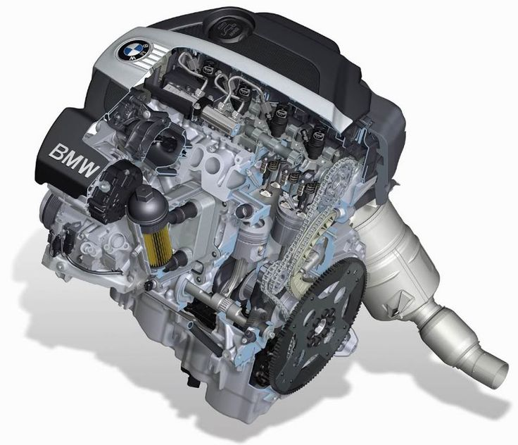 BMW N47 Engine