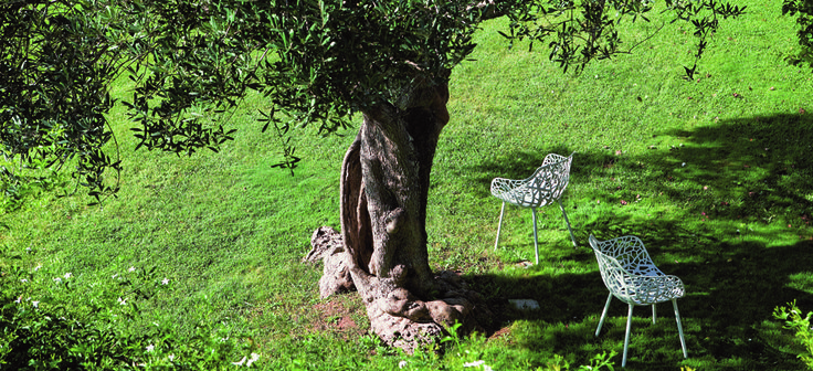 Chaise Forest / Forest Chair