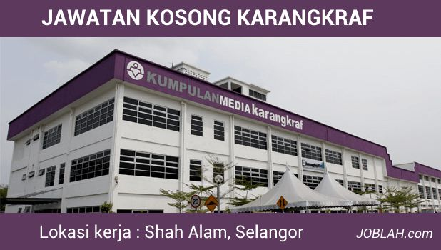 Jawatan Kosong Kumpulan Media KARANGKRAF di Shah Alam   Kekosongan jawatan Programmer / Web Programmer di Syarikat Kumpulan Media Karang Kraf terkini 2016.  Jawatan Kosong Kumpulan Media KARANGKRAF di Shah Alam  Jawatan Kosong Programmer / Web Programmer (Shah Alam)Responsibilities: - Liaise closely with senior developer / team leader for any projects - Develop and maintain both internal and external web-based and client-based applications - Ensure programs are efficiently coded and adequately tested against prescribed specification standards and requirements. - Take initiative to research and keep up to date with new web technologies and know-how - Provide continuing diagnostic support of application and execution of web services - Quick learner and able to meet tight deadlines - Excellent team playerRequirements: - Candidate must possess at least a Diploma Bachelor's Degree in Computer Science / Information Technology / Multimedia or equivalent. - Min 1 year working experience. - Practical experience with ASP Java HTML5 JavaScript ASP.NET MSSQL Database jQuery CSS3 XML and other. - Experience in CMS like WordPress Joomla Drupal etc and MySQL Database - Advantage with other skills such as Augmented Reality (AR). - Strong inter-personal skills and communication skills - Self-motivated creative and able to work in a collaborative environment Interested applicants are encouraged to email resume to: hr_department@karangkraf.com or http://ift.tt/1NKaMzs Only shortlisted candidates will be notified  via Joblah Jawatan Kosong