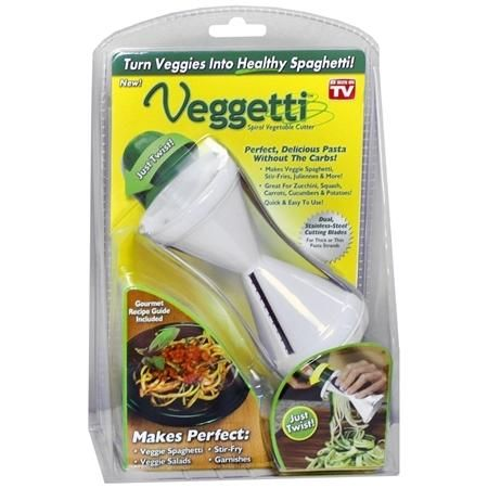 Veggetti Spiral Vegetable Cutter - 1 ea