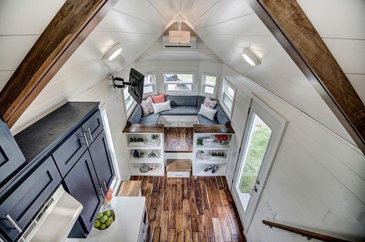 Tiny House Interior - Kokosing by Modern Tiny Living