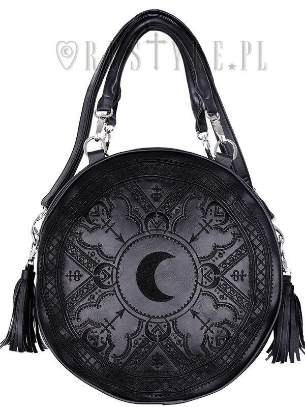 Black crescent henna bag                                                                                                                                                                                 More