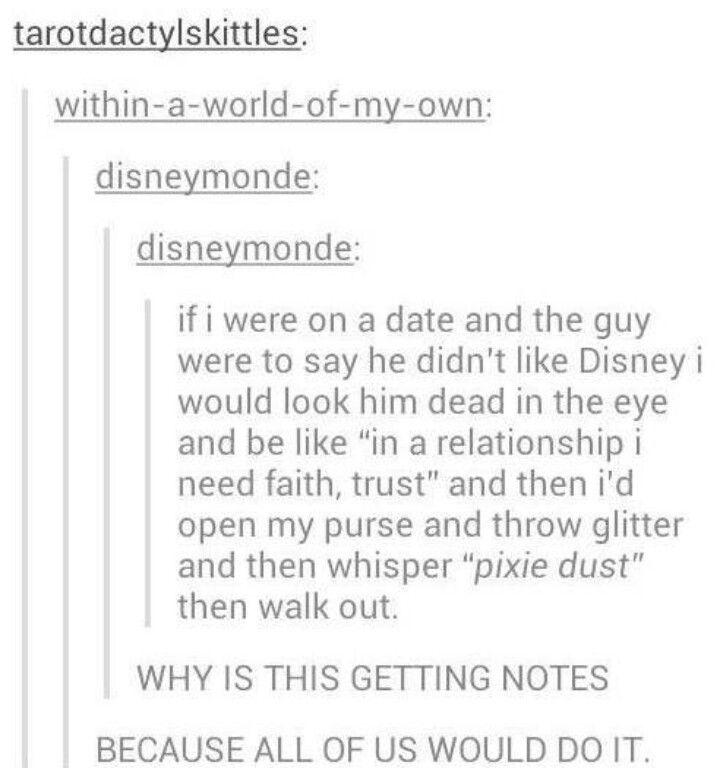 10 Times Tumblr Users Understood Disney Movies On a Whole Different Level