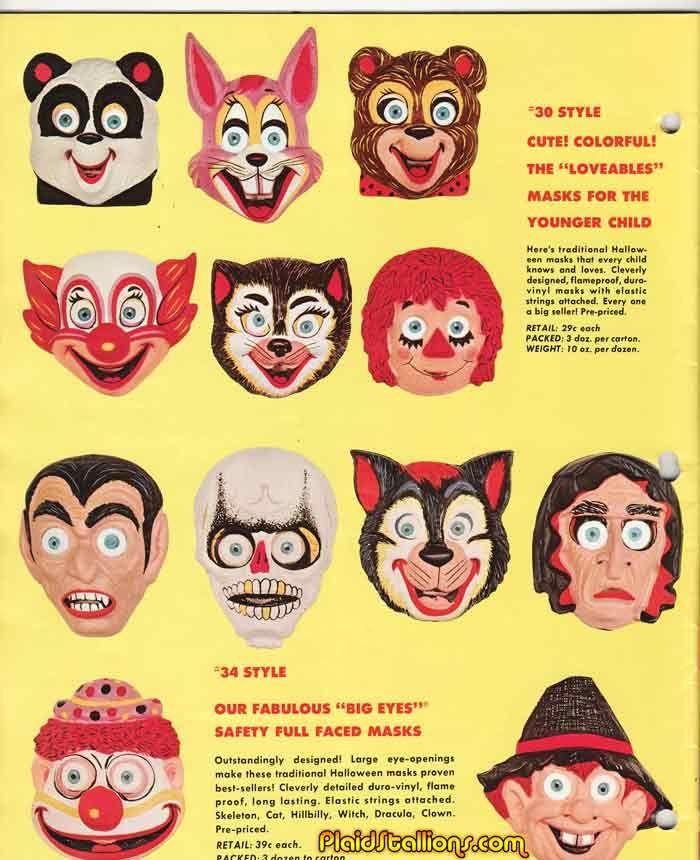 ben cooper halloween catalog - Halloween Catalog