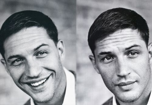 Tom Hardy is just amazing
