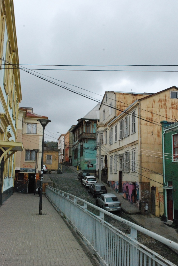 Valparaiso! Chile