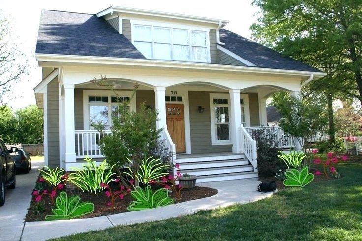 Image Result For Full Sun Low Maintenance Landscape Front House