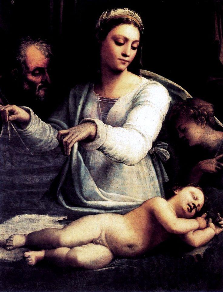 Sebastiano del Piombo - Madonna del velo - 1529