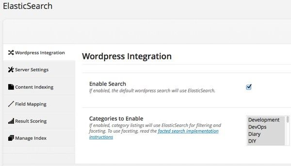WordPress Full Text Search With ElasticSearch - Tuts+ Code Tutorial