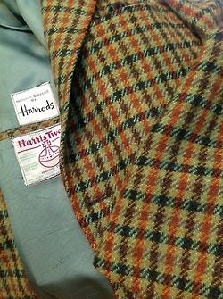 The Harris Tweed blazer. A Team Greenwich favorite.