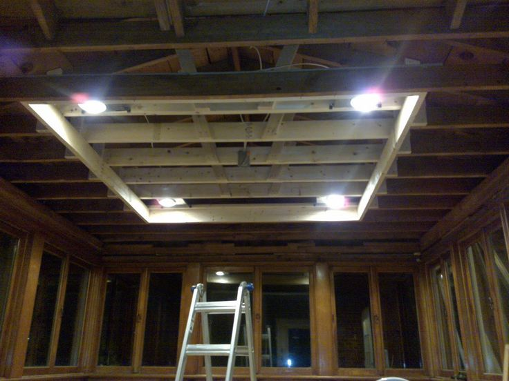 1000 Images About Tray Ceiling Framing On Pinterest
