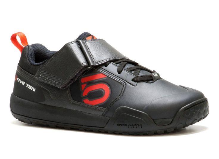 Five Ten | Impact VXI Clipless Downhill Mountain Bike Shoe | Team Black #MountainBikesOnline