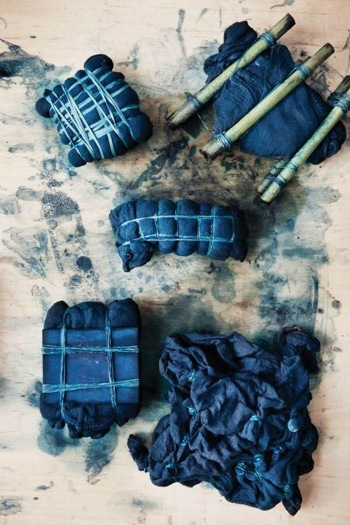 Kinfolk article on Indigo Dyeing