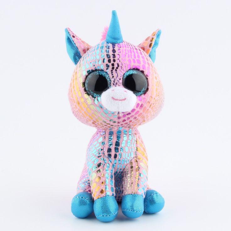 Beanie Boos Plush Unicorn Toy Doll