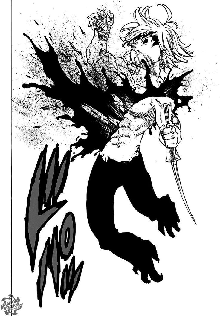 Nanatsu no Taizai Capítulo 232.00 El todopoderoso vs el