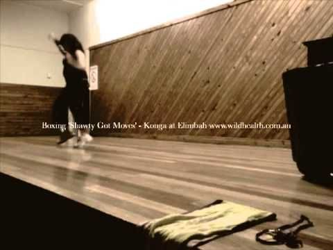 ▶ The Jungle Body with Ang-Elimbah and Beerwah-Boxing: Shawty Got Moves - YouTube one of ours
