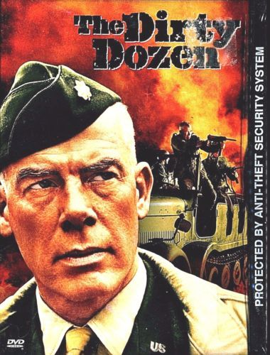 The-Dirty-Dozen-DVD-2000-Widescreen-Marvin-FACTORY-SEALED-FREE-SHIP-TRACK-US