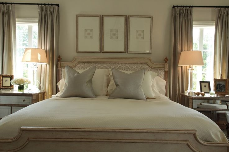 fabulous-modern-white-master-bedroom-idea-wall-mounted-wooden-beige-rectangle-carved-gold-list-master-bedroom-platform-bed-plus-antique-headboard-bed- ...