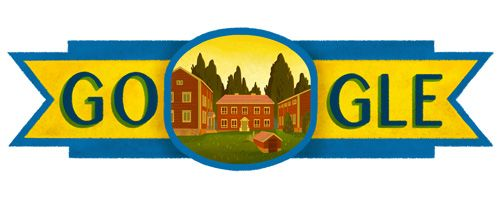 Sweden National Day 2016  Date: June 6 2016  Happy National Day Sweden!  Today's shows a Hälsingegård or decorated farmhouse in Hälsingland Sweden. These houses are examples of the highest level of ancient timber building which dates all the way back to the middle ages. Seven of these exceptional buildings were marked by UNESCO as a World Heritage Site in 2012 and are the pride of this north-eastern portion of Sweden.  Today in Stockholm people will celebrate national pride with festivals…