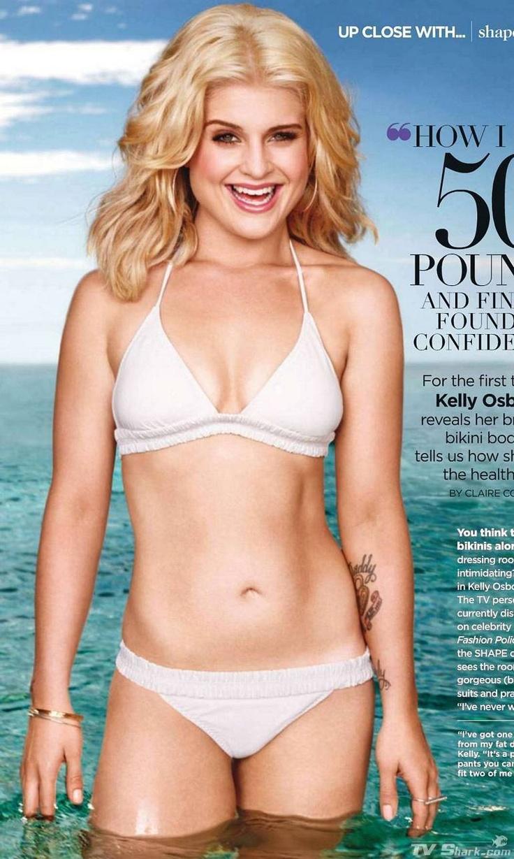 Gives sharon osbourne bikini nice