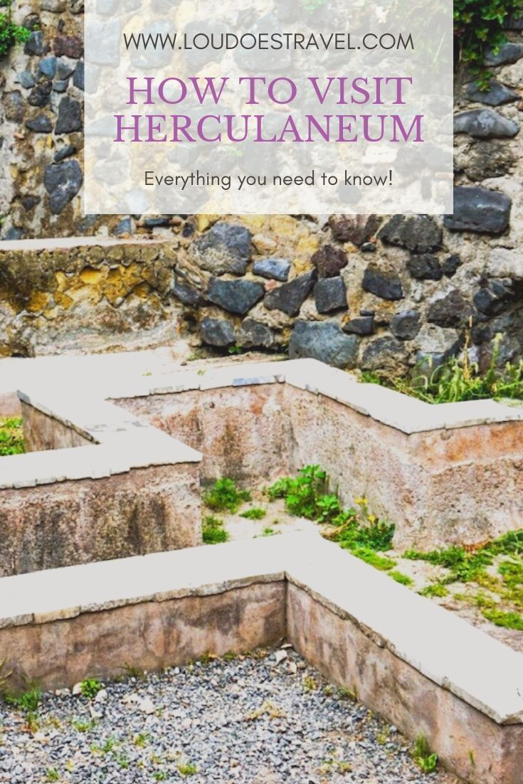 Herculaneum Is A Fascinating Site Overshadowed By Pompeii To Its