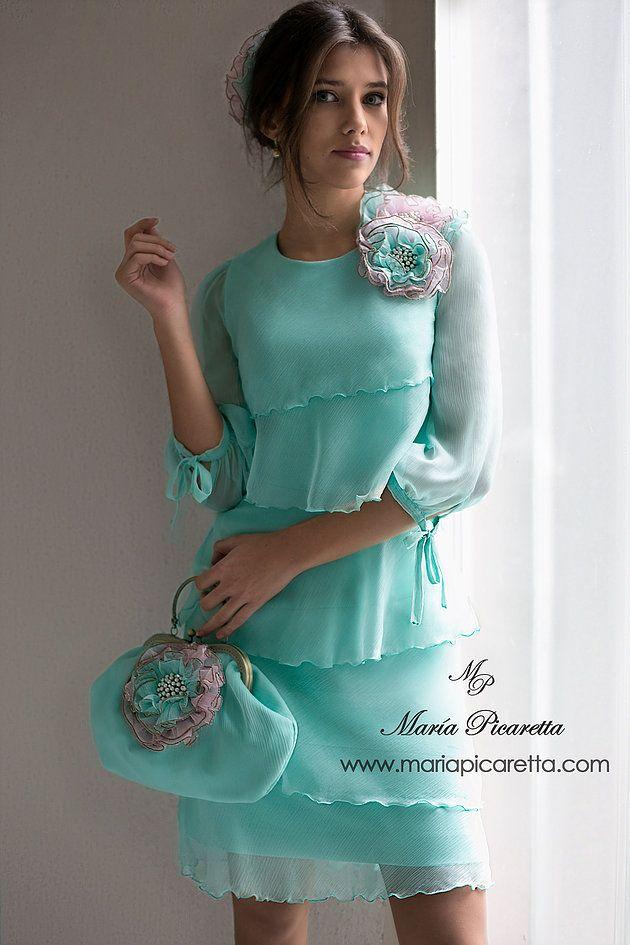 Vestidos de Fiesta. María Picaretta Maria Picaretta Vestidos 642b5c722ac
