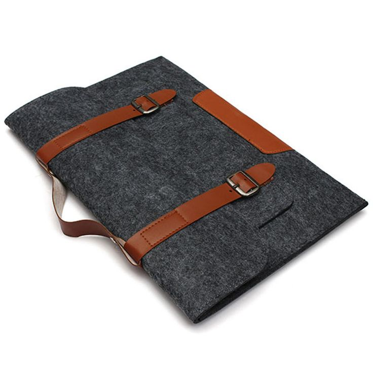 4Color Portable Kumon Laptop Bag Soft Woolen Felt Laptop Sleeve Case PC Carry Bag Pouch For Macbook Air Pro 11.6'' 13.3'' 15.4''-in Laptop Bags & Cases from Computer & Office on Aliexpress.com | Alibaba Group