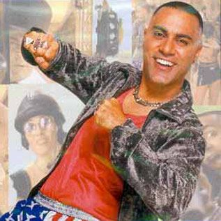 """FIRST INDIAN RAPPER BABA SEHGAL: This guy was awesome. Big in the 90's. His song  'Thanda Thanda Paani' (a remake of """"Ice Ice Baby"""") was pretty catchy."""