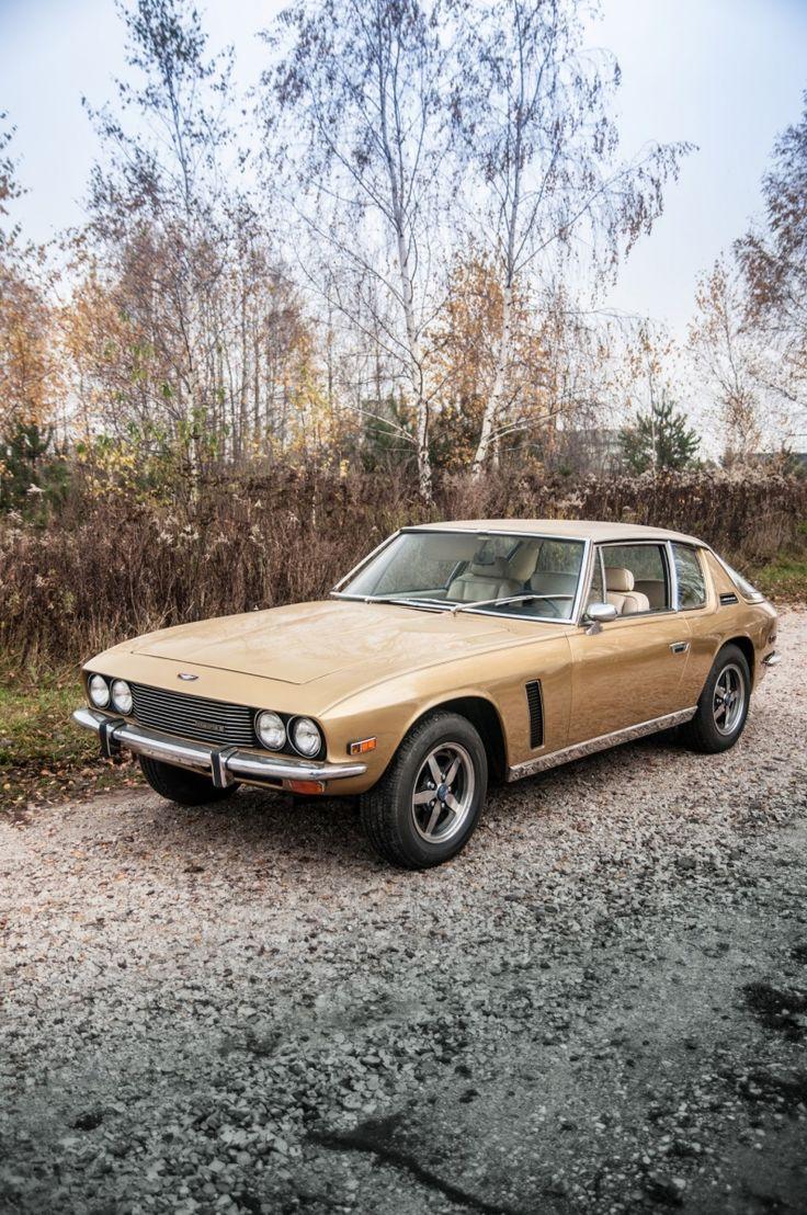 1973 Jensen Interceptor - III   Classic Driver Market