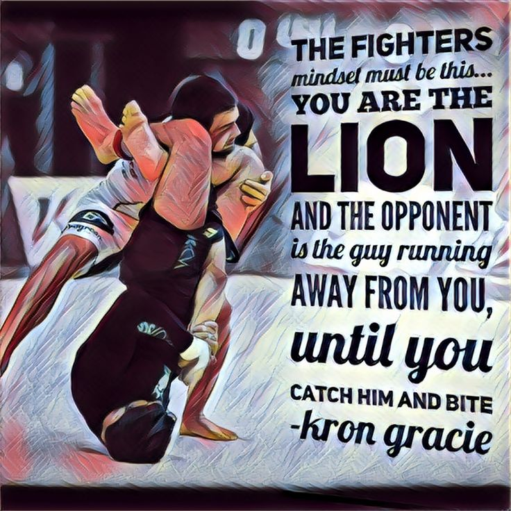 Kron Gracie BJJ JiuJitsu Brazilian JiuJitsu MMA UFC Quote follow on instagram @ bjj_philosophy
