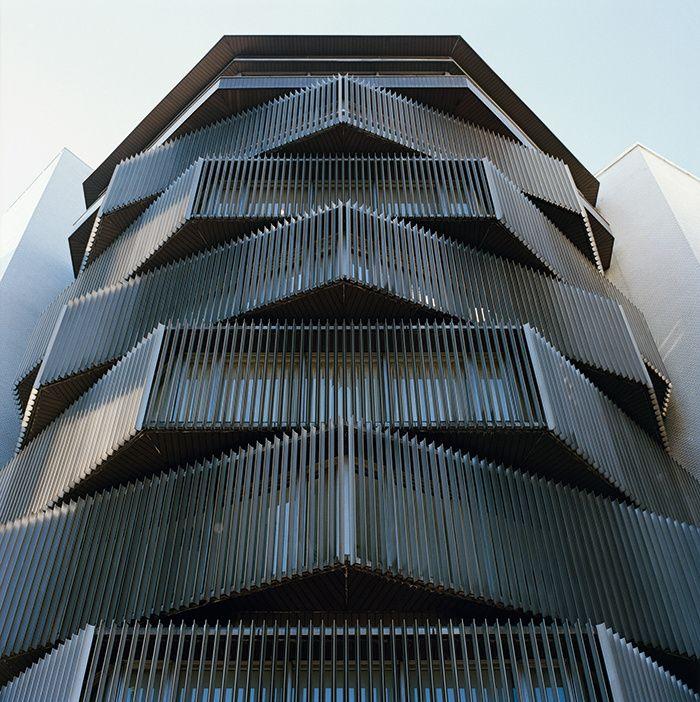 Tokyo futuriste architecture recherche et tokyo for Architecture futuriste