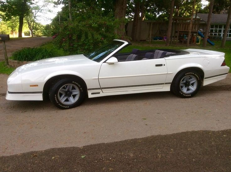 1000 Ideas About Camaro Convertible For Sale On Pinterest