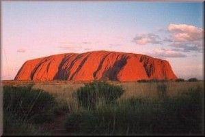 Earth's 3rd Chakra - Uluru-Katatjuta Austrailia