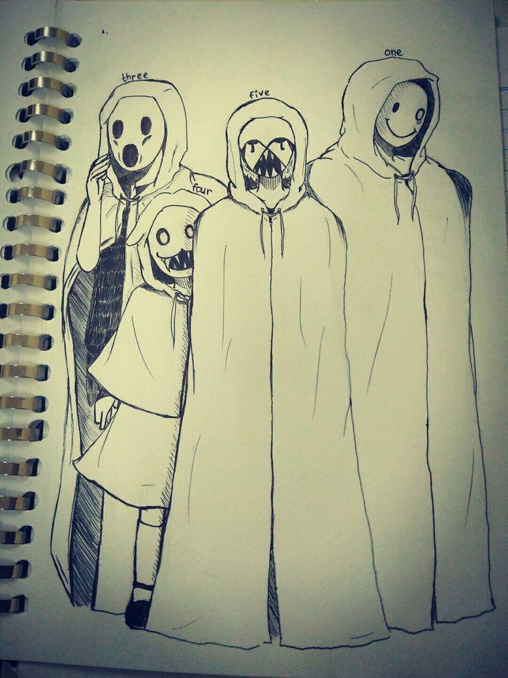 Masked organization pt.1