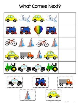TRANSPORTATION LEARNING PACKET - TeachersPayTeachers.com