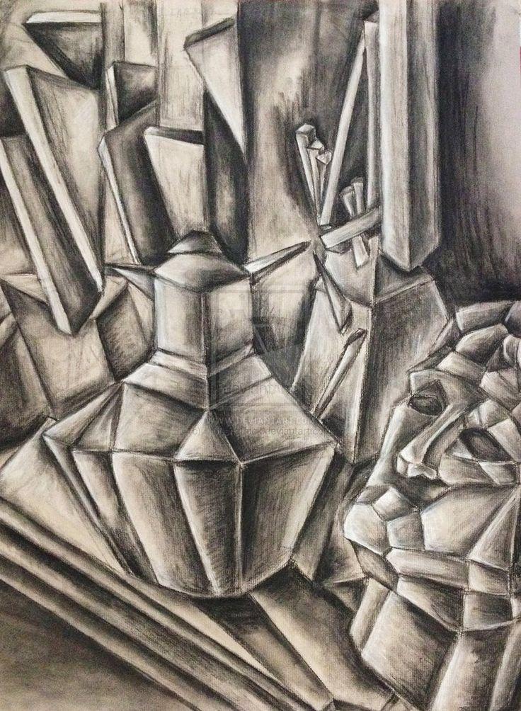 26 best cubism images on Pinterest Cubism, Art education lessons - express k amp uuml chen erfahrungen
