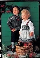 Knitting costume