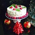 Замороженный рождественский торт без выпечки Источник: http://www.povarenok.ru/recipes/show/136093/