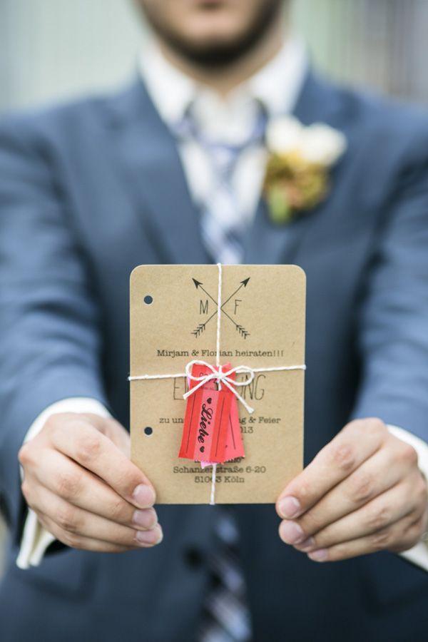 25 convites de casamento criativos | Casar é um barato