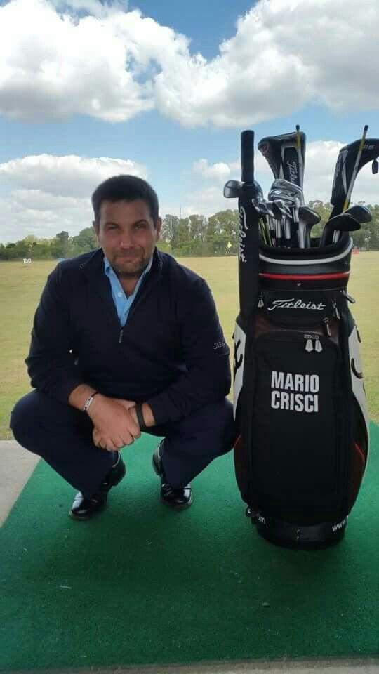 Follow me on Twitter : @MarioCrisciPGA