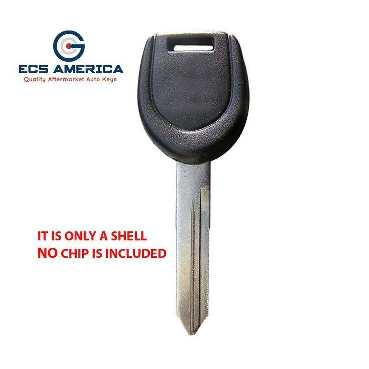 2000 - 2007 Mitsubishi Key Shell / MIT6