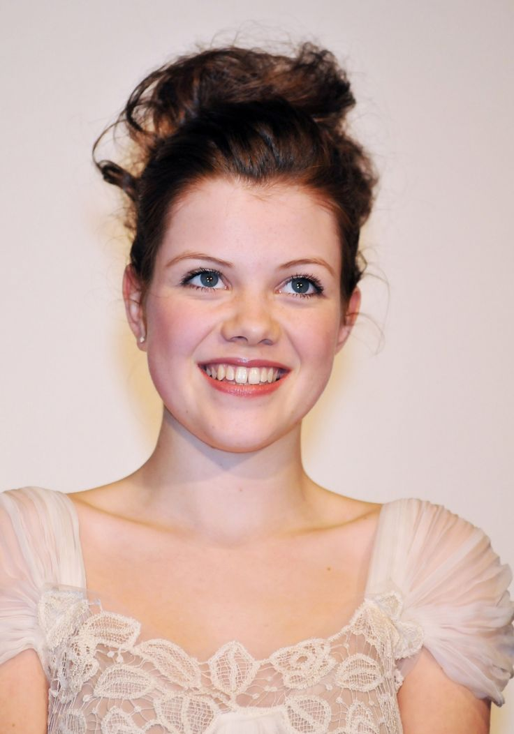 People keep saying I look like Georgie Henley.... Is it true?