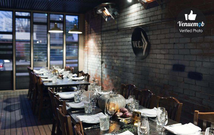 Pope Joan Exclusive function space at Pope Joan